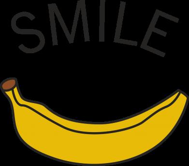 Print Etui na Xiaomi Mi6 Banana smile - PrintSalon