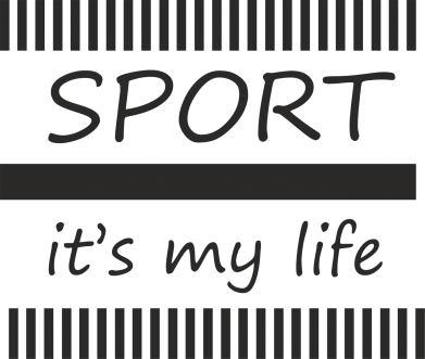 Print Etui na Xiaomi Mi6 Sport it's my life - PrintSalon