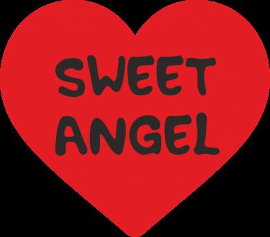 Print Etui na Xiaomi Mi6 Sweet angel - PrintSalon