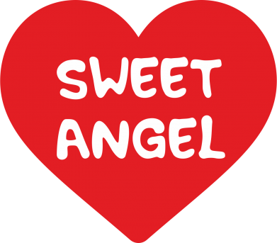 Print Plecak z przednią kieszenią Sweet angel - PrintSalon