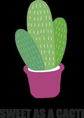 Print Etui na iPhone 11 Pro Max Sweet as a cacti - PrintSalon