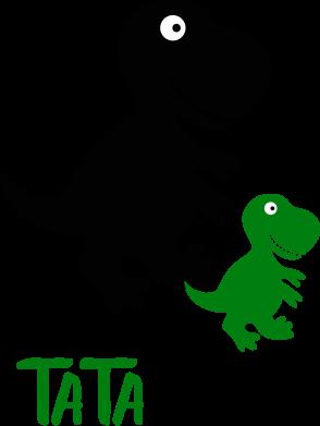 Print Mug 330ml Daddy dinosaur - PrintSalon