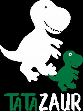 Print Sweatshirt Daddy dinosaur - PrintSalon