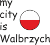 My city is Walbrzych
