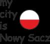 My city is Nowy Sacz