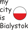My city is Bialystok