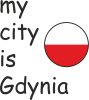 My city is Gdynia
