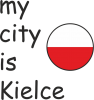 My city is Kielce