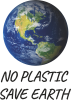 No plastic save earth