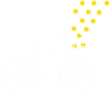 Bike and stars