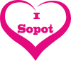 I love Sopot