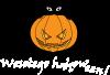 Napis: Wesołego Halloween