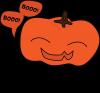 Pumpkin. Daddy