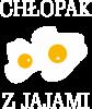 Chlopak z jajami