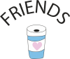 Friends coffee