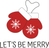 Let's be merry