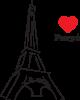 Paryżu, kocham cię