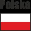 Polska i flaga