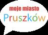 Napis: Moje miasto Pruszków