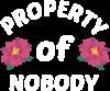 Property of nobody