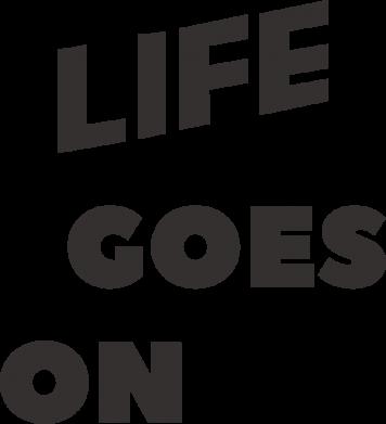 Print Etui na Xiaomi Mi6 Life goes on - PrintSalon