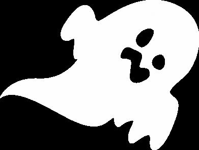 Print Notes Little ghost - PrintSalon