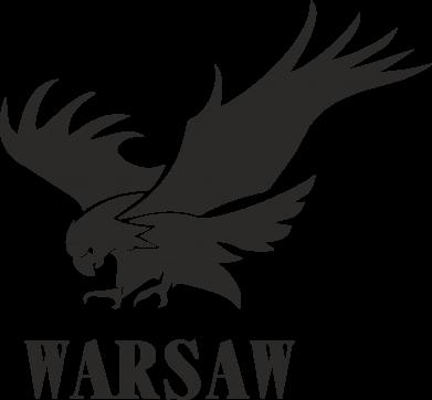 Print Etui na Xiaomi Mi6 Warsaw eagle - PrintSalon