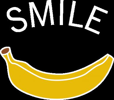 Print Bokserki męskie Banana smile - PrintSalon