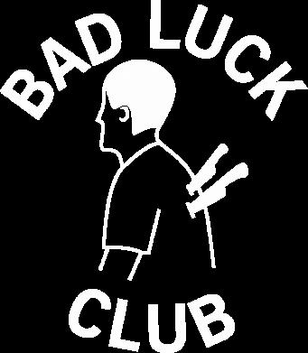 Print Notes Bad luck club - PrintSalon