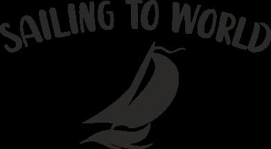 Print Etui na Xiaomi Mi6 Sailing to world - PrintSalon
