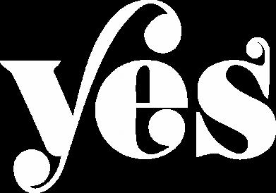 Print Męska premium koszulka YES - PrintSalon