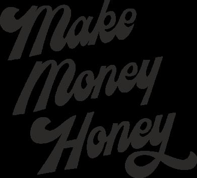 Print Etui na Xiaomi Mi6 Make money honey - PrintSalon