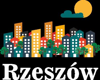 Print Męska bluza z kapturem Miasto Rzeszów - PrintSalon