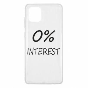 Etui na Samsung Note 10 Lite 0% interest