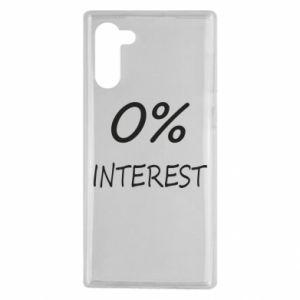 Etui na Samsung Note 10 0% interest