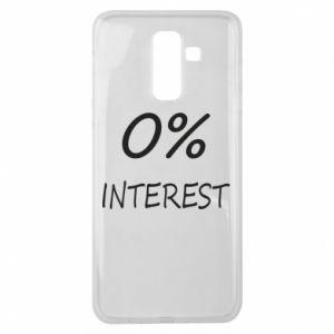 Etui na Samsung J8 2018 0% interest