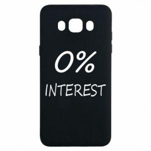 Etui na Samsung J7 2016 0% interest