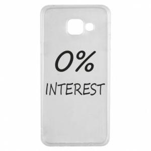 Etui na Samsung A3 2016 0% interest
