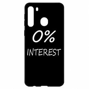 Etui na Samsung A21 0% interest