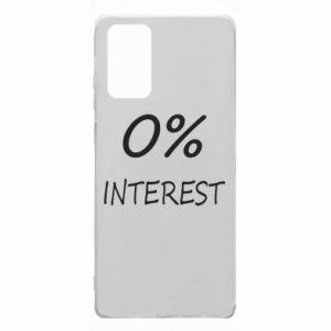 Etui na Samsung Note 20 0% interest