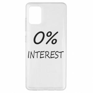 Etui na Samsung A51 0% interest