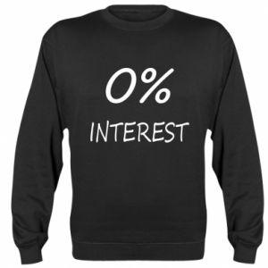Bluza (raglan) 0% interest