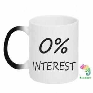 Kubek-kameleon 0% interest