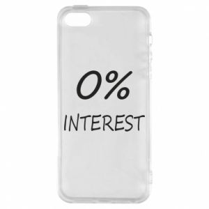 Phone case for iPhone 5/5S/SE 0% interest