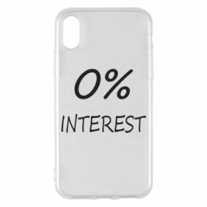 Phone case for iPhone X/Xs 0% interest