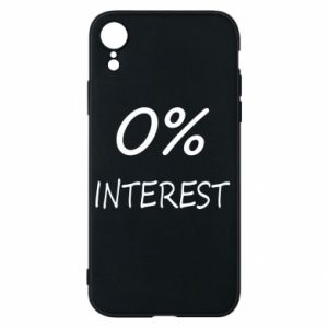 Phone case for iPhone XR 0% interest
