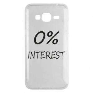 Etui na Samsung J3 2016 0% interest
