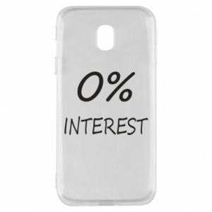 Etui na Samsung J3 2017 0% interest