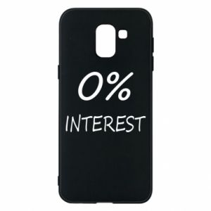 Etui na Samsung J6 0% interest