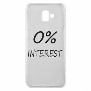 Phone case for Samsung J6 Plus 2018 0% interest